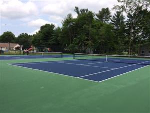 Pleasant View Tennis Courts